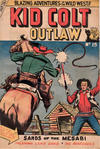 Cover for Kid Colt Outlaw (Horwitz, 1952 ? series) #15