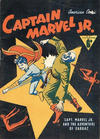 Cover for Captain Marvel Jr. (Cleland, 1947 series) #1