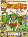 Cover for ThunderCats (Marvel UK, 1987 series) #34