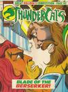Cover for ThunderCats (Marvel UK, 1987 series) #23