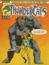 Cover for ThunderCats (Marvel UK, 1987 series) #8