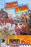 Cover for La Légion des Super Héros et les Nouveaux Jeunes Titans (Editions Héritage, 1984 series) #10