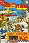 Cover for La Légion des Super Héros et les Nouveaux Jeunes Titans (Editions Héritage, 1984 series) #14