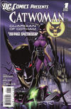 Cover for DC Comics Presents: Catwoman - Guardian of Gotham (DC, 2011 series) #1