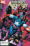 Cover for Los Nuevos Vengadores, the New Avengers (Editorial Televisa, 2006 series) #14