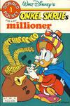 Cover for Donald Pocket (Hjemmet / Egmont, 1968 series) #1 - Onkel Skrues millioner [4. opplag]