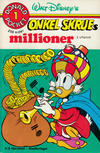 Cover for Donald Pocket (Hjemmet / Egmont, 1968 series) #1 - Onkel Skrues millioner [3. opplag]