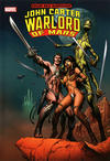 Cover Thumbnail for John Carter, Warlord of Mars Omnibus (2011 series)  [Alan Davis Cover]