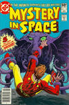 Cover for Mystery in Space (DC, 1951 series) #115 [Newsstand]