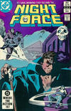 Cover for The Night Force (DC, 1982 series) #5 [Direct Sales]