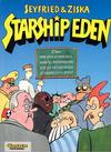 Cover for Starship Eden (Carlsen Comics [DE], 1999 series)