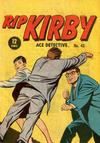 Cover for Rip Kirby (Yaffa / Page, 1962 ? series) #43
