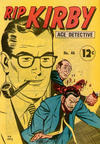 Cover for Rip Kirby (Yaffa / Page, 1962 ? series) #46