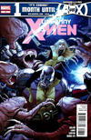 Cover for Uncanny X-Men (Marvel, 2012 series) #8
