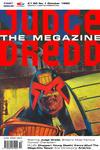 Cover for Judge Dredd the Megazine (Fleetway Publications, 1990 series) #1