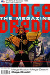 Cover for Judge Dredd the Megazine (Fleetway Publications, 1990 series) #2