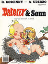Cover Thumbnail for Asterix (1969 series) #27 - Asterix & Sønn [3. opplag]