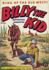 Cover for Billy the Kid Adventure Magazine (World Distributors, 1953 series) #19