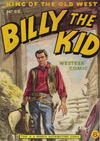 Cover for Billy the Kid Adventure Magazine (World Distributors, 1953 series) #55