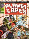 Cover for Planet of the Apes (Marvel UK, 1974 series) #6
