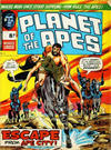 Cover for Planet of the Apes (Marvel UK, 1974 series) #9
