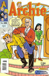 Cover for Archie (Editions Héritage, 1971 series) #289