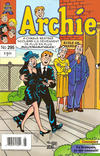 Cover for Archie (Editions Héritage, 1971 series) #295