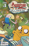 Cover for Adventure Time (Boom! Studios, 2012 series) #2 [Cover B]