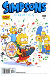 Cover for Simpsons Comics (Bongo, 1993 series) #188
