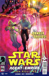 Cover for Star Wars: Agent of the Empire - Iron Eclipse (Dark Horse, 2011 series) #4