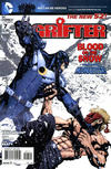 Cover for Grifter (DC, 2011 series) #7