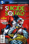 Cover for Suicide Squad (DC, 2011 series) #7