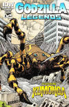 Cover for Godzilla Legends (IDW, 2011 series) #5 [Regular Arthur Adams Cover ]