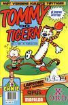 Cover for Tommy og Tigern (Bladkompaniet / Schibsted, 1989 series) #1/1991