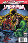 Cover Thumbnail for Marvel Adventures Spider-Man (2005 series) #11 [Newsstand Edition]