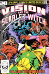 Cover Thumbnail for The Vision and the Scarlet Witch (1982 series) #3 [Direct Edition]