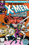 Cover for The Uncanny X-Men (Marvel, 1981 series) #146 [Direct Edition]