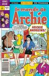 Cover for Le Monde de Archie (Editions Héritage, 1979 series) #91