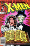 Cover Thumbnail for The Uncanny X-Men (1981 series) #179 [Newsstand Edition]