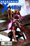 Cover for X-Men (Marvel, 2010 series) #21