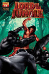 Cover for Lord of the Jungle (Dynamite Entertainment, 2012 series) #2 [Cover B]
