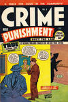 Cover for Crime and Punishment (Superior Publishers Limited, 1948 ? series) #8