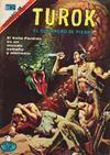 Cover for Turok (Editorial Novaro, 1969 series) #142