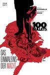 Cover for 100 Bullets (Panini Deutschland, 2007 series) #11 - Das Einmaleins der Macht