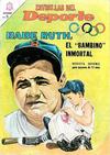 Cover for Estrellas del Deporte (Editorial Novaro, 1965 series) #7