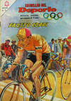 Cover for Estrellas del Deporte (Editorial Novaro, 1965 series) #11