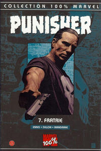 Cover Thumbnail for 100% Marvel : Punisher (Panini France, 2000 series) #7