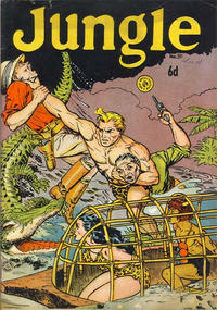 Cover Thumbnail for Jungle Comics (H. John Edwards, 1950 ? series) #30