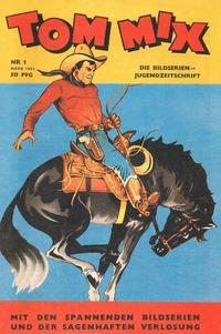 Cover Thumbnail for Tom Mix (Norbert Hethke Verlag, 1992 series) #1/1953