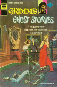 Cover Thumbnail for Grimm's Ghost Stories (Western, 1972 series) #20 [Whitman Variant]